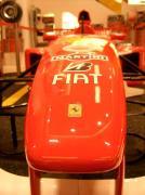 Muso della Ferrari Formula 1