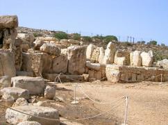 Templi presistorici a Malta