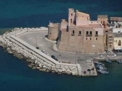 Castello a Castellammare del Golfo