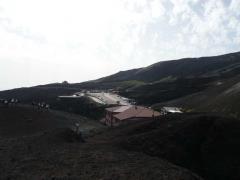 Panorama Rifugio Sapienza Etna