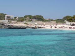 Favignana: Spiaggia del Lido Burrone